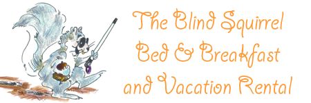 The Blind Squirrel Bed and Breakfast and Vacation Rental - Ketchikan Alaska